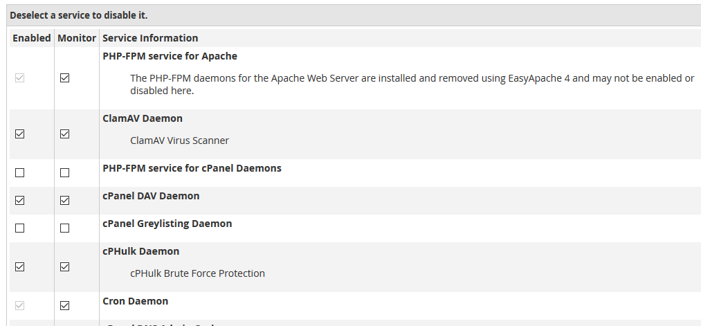 How to optimize a cPanel server for performance – tmzVPS Blog
