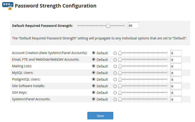 How to secure your MySQL database in CentOS 7 / cPanel – tmzVPS Blog
